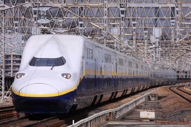東北新幹線 Maxやまびこ つばさ 東京行き