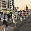 Photos: いざ本門寺へ