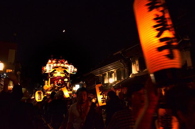 川越祭「夜」I