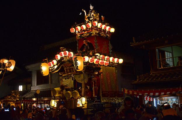 川越祭「夜」III