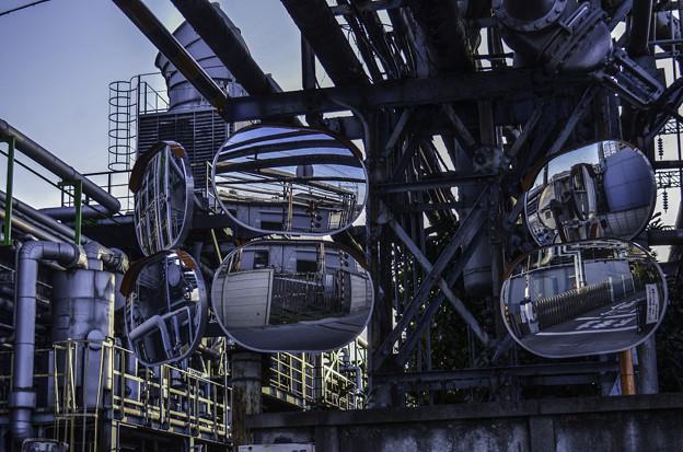 写真: 工場萌え「扇町」 (2)