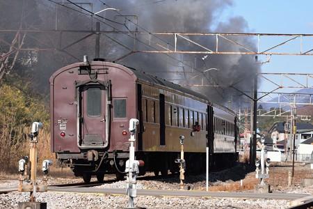 現代の旧型客車