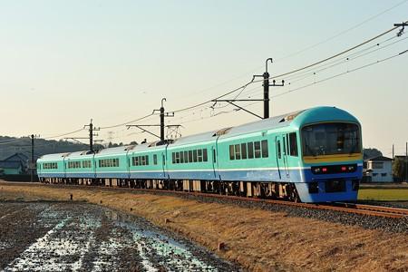 485系和式電車ニューなのはな臨時快速さわら号