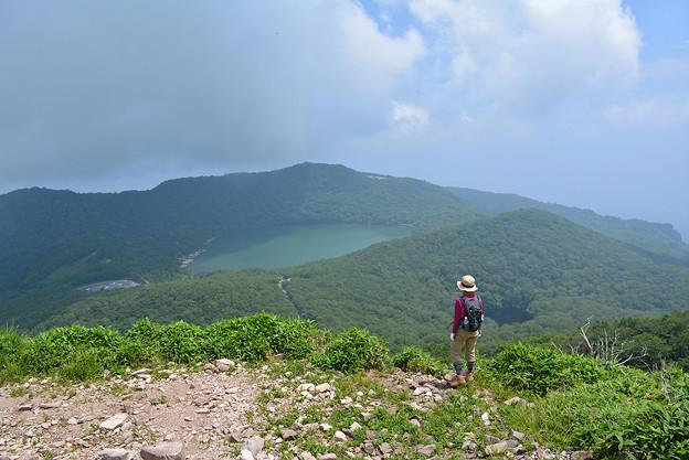 赤城山地蔵岳