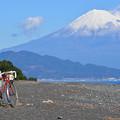 Photos: 三保からの富士山