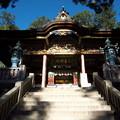 写真: 行った先は・・・三峯神社