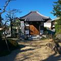 写真: 菩提寺の毘沙門堂