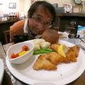Photos: きょんちゃんの父ちゃんと・・・