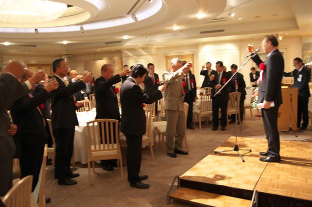 写真: 川越東部工業会賀詞交歓会