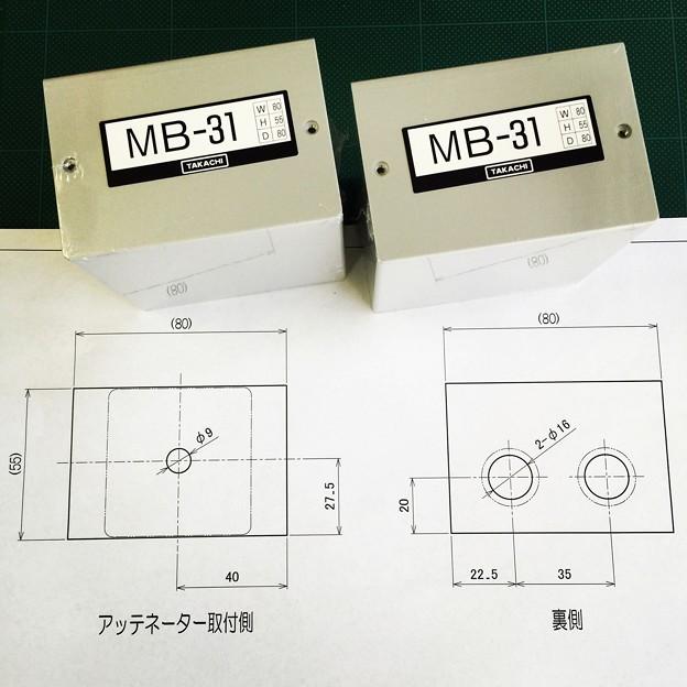 Photos: 部品&加工図面