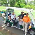 写真: 4月25日ゴルフ