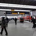 ドイツ ミュンヘン駅