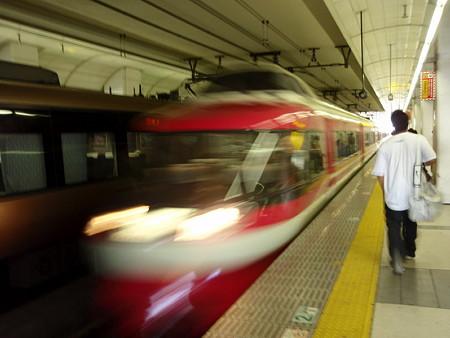 はこね1号(小田急線町田駅)