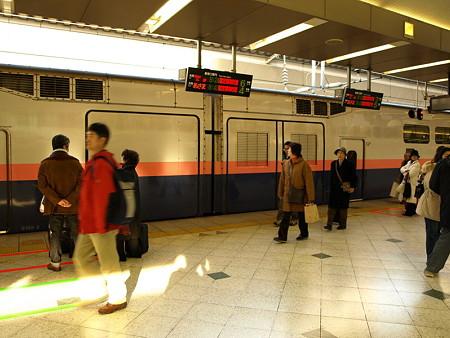 長野新幹線(東京駅)
