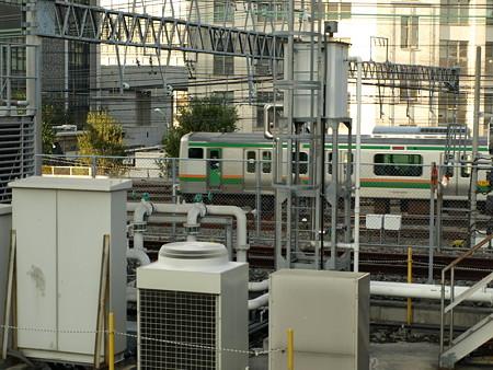 E231系(東京駅)