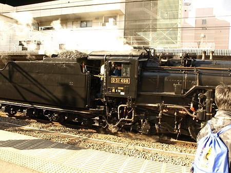 D51−498(高崎駅)