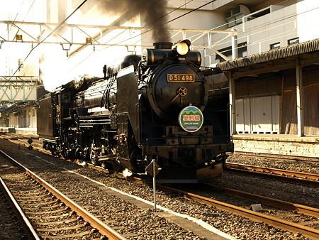 D51-498(高崎駅)