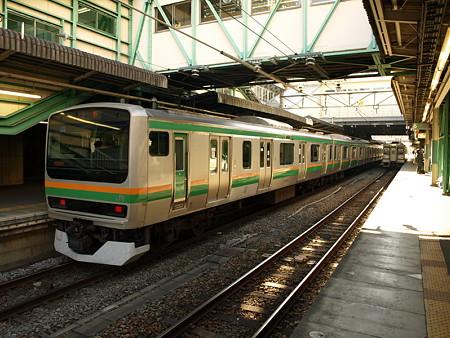 E231系(高崎駅)