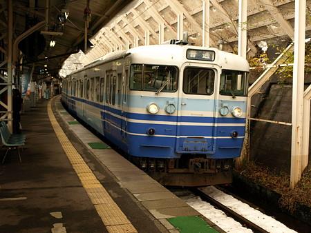 115系(水上駅)