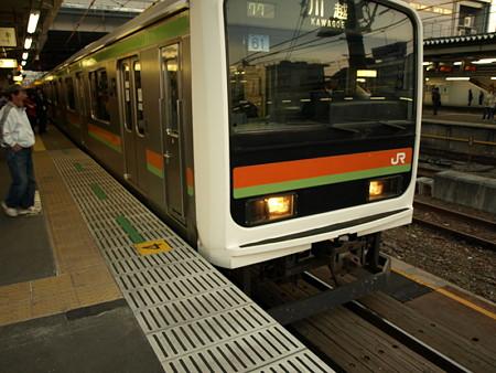 209系八高線(拝島駅)