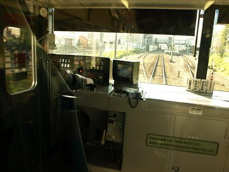 川越線車窓