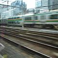 Photos: 湘南新宿ライン車窓(大崎手前)