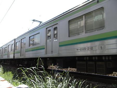 205系横浜線(成瀬沿線)
