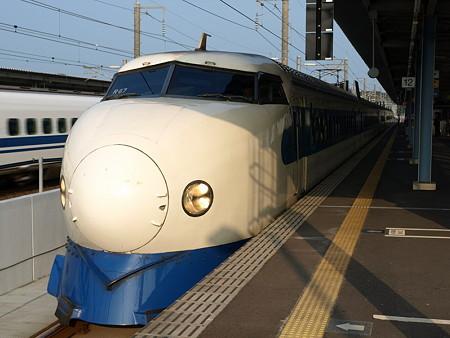 0系(厚狭駅)
