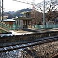 写真: 岩島駅