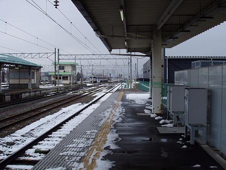 キハ47(会津若松駅)