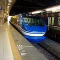 写真: HOT7000系(新大阪駅)