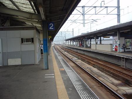 三原駅2番線