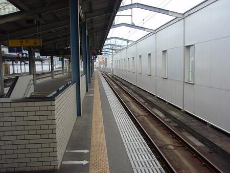 三原駅1番線