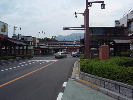 宮島口駅界隈