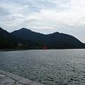 Photos: 厳島神社の鳥居(宮島桟橋から)