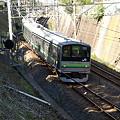 写真: 205系横浜線(南橋)