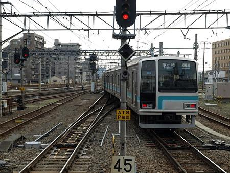205系相模線(八王子駅)