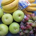 2014・8・31今日買った果物