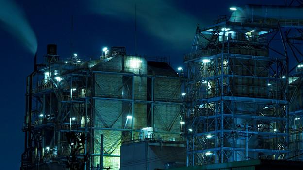 Photos: 扇町の夜3
