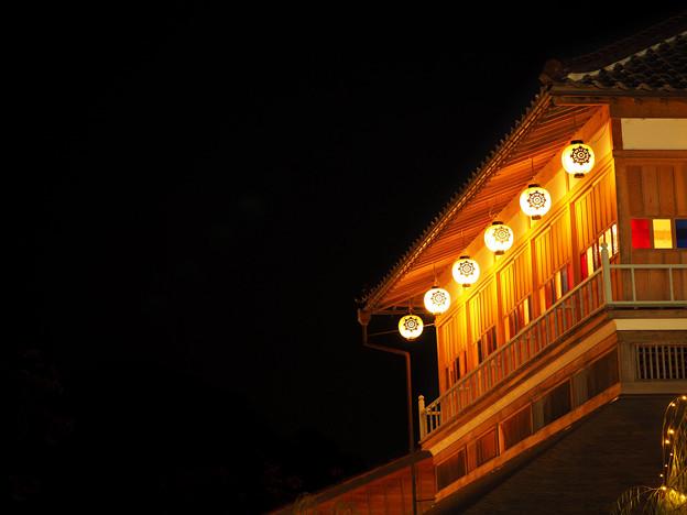 Photos: 湯の街の灯り