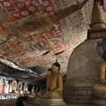 Photos: 1800 ダンブッラ石窟寺院@スリランカ