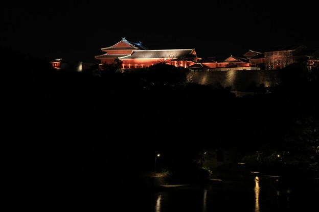 2036 首里城ライトアップ@沖縄