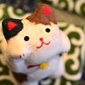 Photos: 必殺!ねこぱんち!