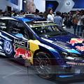 写真: フォルクスワーゲン Polo R WRC