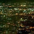 Photos: あべのハルカスからの夜景1