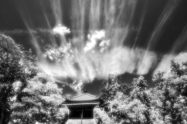 Photos: 流れ雲