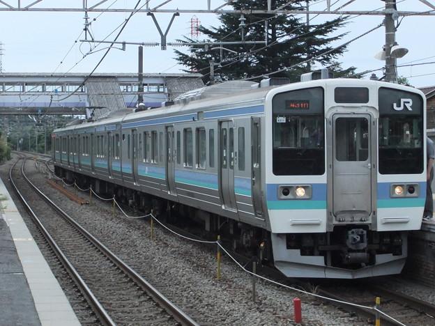 中央線211系3000番台 N311編成