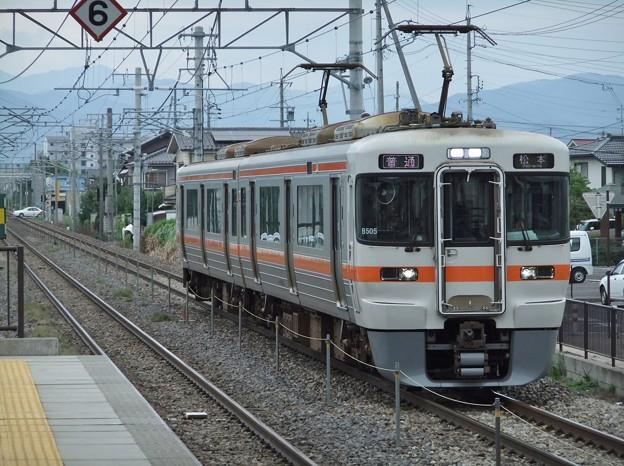 中央西線313系1300番台 B505編成
