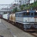 Photos: EF65 2060+コキ