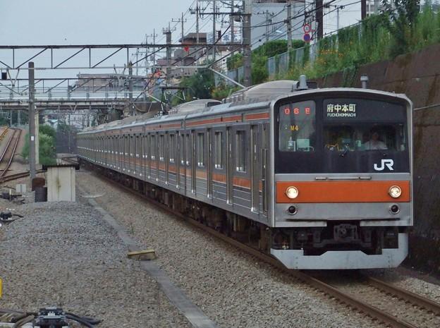 武蔵野線205系5000番台 M4編成